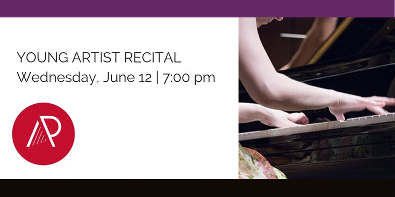 Art of the Piano 2019 | Young Artist Recital | June 12